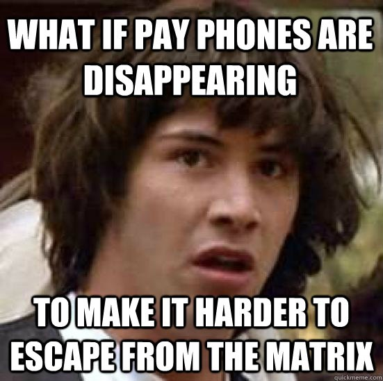 Picture of the Day: Matrix Meme