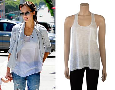 dfc4ba83561 What can I wear under a see-through white shirt
