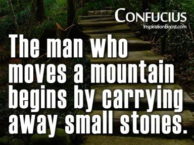 confucius man mountain