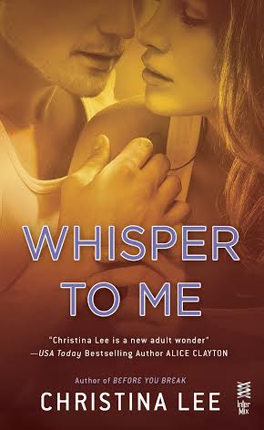 whisper to me cover
